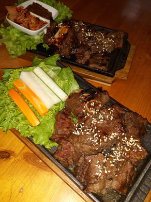 Foto 10 - Makanan di Jjang Korean Noodle & Grill oleh Mouthgasm.jkt