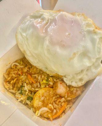 Foto Makanan di Wok Eat Out