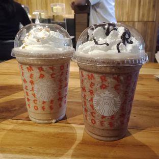 Foto 1 - Makanan di Starbucks Coffee oleh Fensi Safan