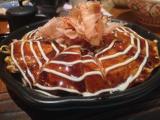 Foto 7 - Makanan(Hiroshima okonomiyaki) di Ebisuya Restaurant oleh Komentator Isenk