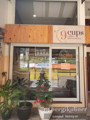 Foto 9 - Eksterior di 9 Cups Coffee oleh Saepul Hidayat