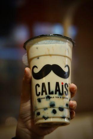 Foto 2 - Makanan(Hazelnut Milk Tea with Big Bubble) di Calais Nu oleh Fadhlur Rohman