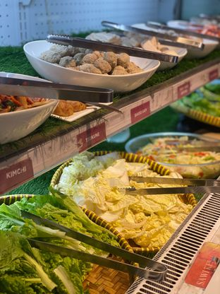 Foto 5 - Makanan di Hattori Shabu - Shabu & Yakiniku oleh Jeljel