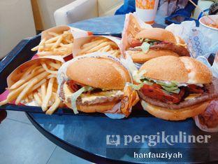 Foto review Burger King oleh Han Fauziyah 1
