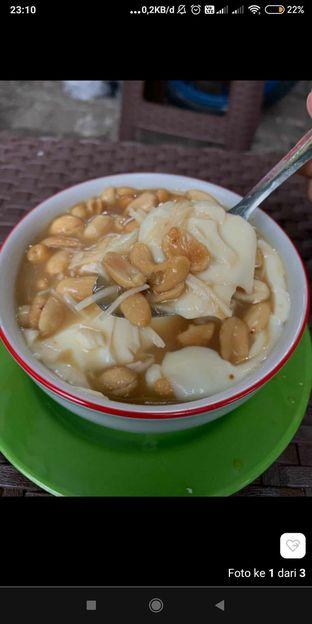 Foto - Makanan di Kembang Tahu & Susu Jahe Merah Naomi oleh Bikin Ngiler