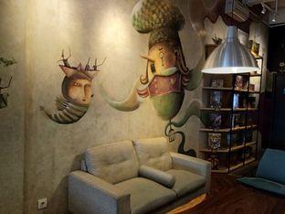 Foto 9 - Interior di The Bunker Cafe oleh Komentator Isenk
