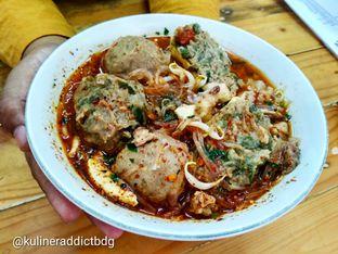 Foto 2 - Makanan di Bakso Ikah Asgar oleh doyan kopi
