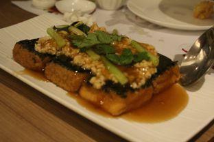 Foto 5 - Makanan(Tahu Dengan Ayam Cincang) di The Grand Ni Hao oleh YSfoodspottings
