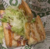 Foto Honey Mustard Chicken (IDR 65k)  di Quiznos