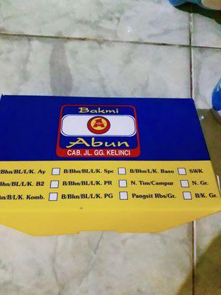 Foto review Bakmi Abun oleh Jacklyn  || IG: @antihungryclub 1