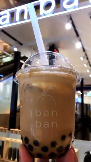 Foto 1 - Makanan(Hiyoo Boba Milk Tea) di Ban Ban oleh Riris Hilda