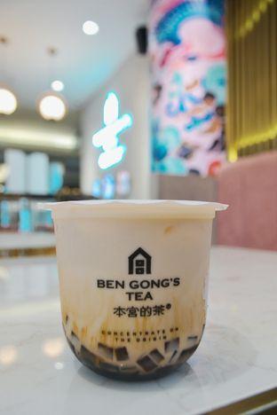Foto 2 - Makanan di Ben Gong's Tea oleh IG: biteorbye (Nisa & Nadya)