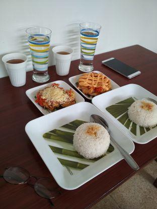 Foto 1 - Makanan di Ayam Bang Dava oleh Tristo