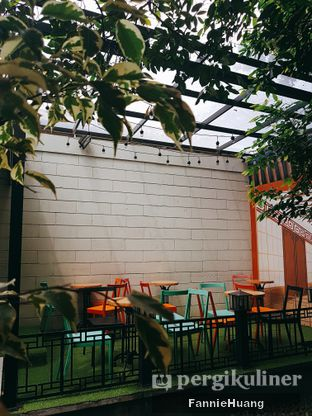 Foto 3 - Interior di Chingu Korean Fan Cafe oleh Fannie Huang||@fannie599