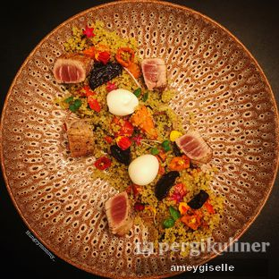 Foto 1 - Makanan di Blue Terrace - Ayana Midplaza Jakarta oleh Hungry Mommy