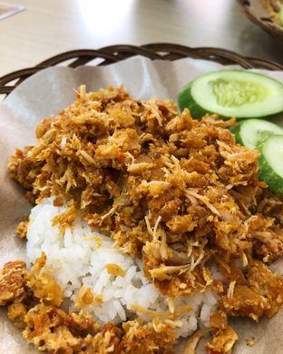 Foto 1 - Makanan(Paket geprek jumbo) di Ayam Keprabon Express oleh Claudia @claudisfoodjournal