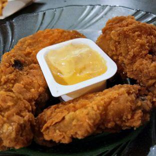 Foto 1 - Makanan(spicy wing) di McDonald's oleh Komentator Isenk