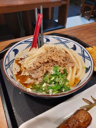 Foto 1 - Makanan di Marugame Udon oleh Stefy Tan