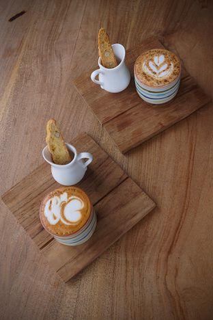 Foto 3 - Makanan(Hot Gingerbread Latte and Kimi Signature) di Kinokimi oleh Fadhlur Rohman