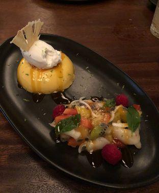 Foto 7 - Makanan(Mango panna cotta) di Vong Kitchen oleh Patricia.sari