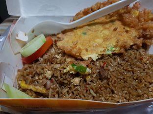 Foto 1 - Makanan di Nasi Goreng Kebuli Apjay Pak Ivan oleh Yuli || IG: @franzeskayuli