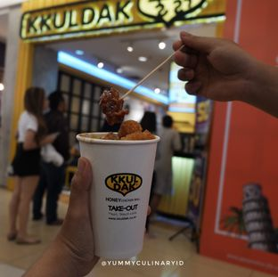 Foto - Makanan di Kkuldak oleh Eka Febriyani @yummyculinaryid