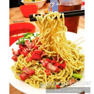 Foto - Makanan(Bakmi Porsi Kecil) di Bakmi Medan Kebon Jahe oleh Yummy Eats