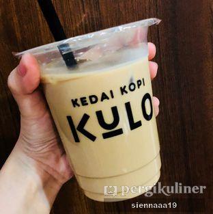 Foto - Makanan(es kopi kulo) di Kedai Kopi Kulo oleh Sienna Paramitha
