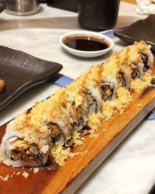 Foto 3 - Makanan(Build your own suhsi roll) di Kintaro Sushi oleh Claudia @grownnotborn.id