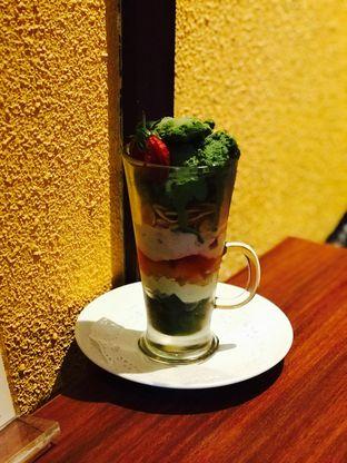 Foto 3 - Makanan(Ichigo (matcha) Parfait) di Marutama Ra-men oleh Patricia.sari
