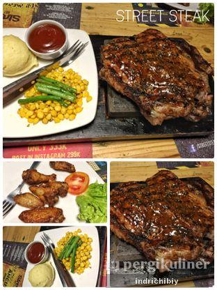 Foto 1 - Makanan di Street Steak oleh Chibiy Chibiy