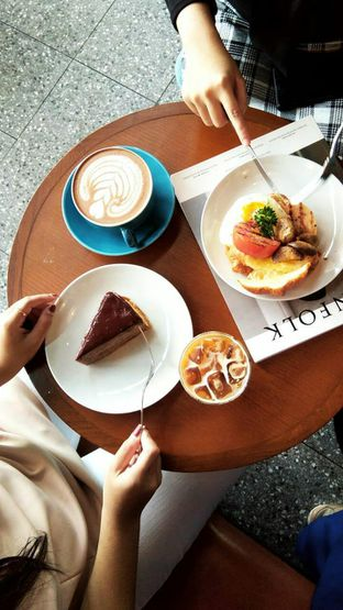 Foto 6 - Makanan di Djournal Coffee oleh ochy  safira