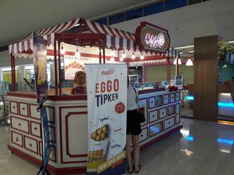 Foto Eksterior di Eggo Waffle
