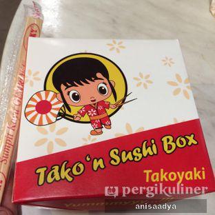 Foto review Tako 'n Sushi Box oleh Anisa Adya 2