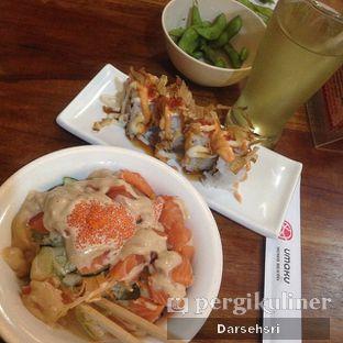 Foto 5 - Makanan(Sake Salad) di Umaku Sushi oleh Darsehsri Handayani