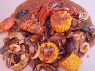 Foto 1 - Makanan(Saos Padang) di Kepiting Keki oleh Rasmi.mii