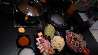 Foto 7 - Makanan di Hayaku Steamboat and Yakiniku oleh rodhiatul ardiani