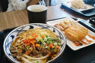 Foto 4 - Makanan di Marugame Udon oleh keenakan