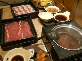 Foto 1 - Makanan di Shaburi Shabu Shabu oleh Wiwis Rahardja