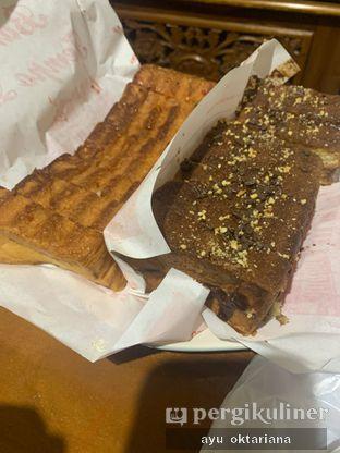 Foto 1 - Makanan di Roti Bakar Panjo oleh a bogus foodie