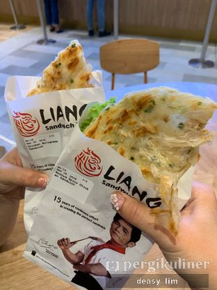 Foto 1 - Makanan di Liang Sandwich Bar oleh Deasy Lim