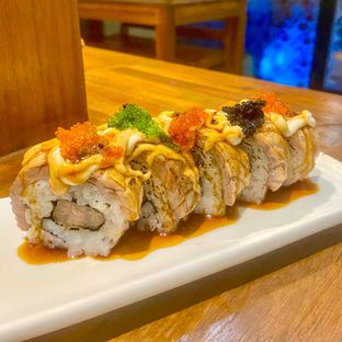 Foto review Umaku Sushi oleh Andrika Nadia 3
