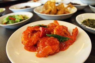 Foto 2 - Makanan(Udang & Kentang Balado) di RM Pagi Sore oleh Wisnu Narendratama