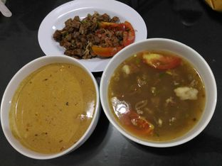 Foto 9 - Makanan di Soto Betawi H. Mamat oleh Saya Laper