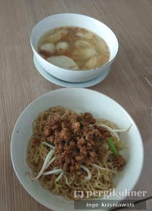 Foto 1 - Makanan(Mie Bangka Komplit) di Bakmi Bangka Cita Rasa oleh Inge Inge