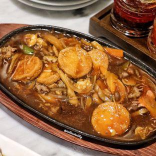 Foto 3 - Makanan(Hot plate beancurd) di Wee Nam Kee oleh Stellachubby