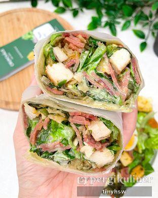 Foto review Crunchaus Salads oleh Tiny HSW. IG : @tinyfoodjournal 2