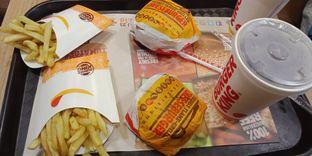 Foto review Burger King oleh achmad yusuf 1