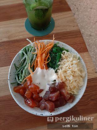 Foto 1 - Makanan di Honu oleh Selfi Tan