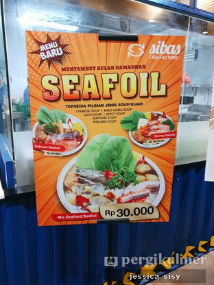 Foto review Sibas Fish Factory oleh Jessica Sisy 4